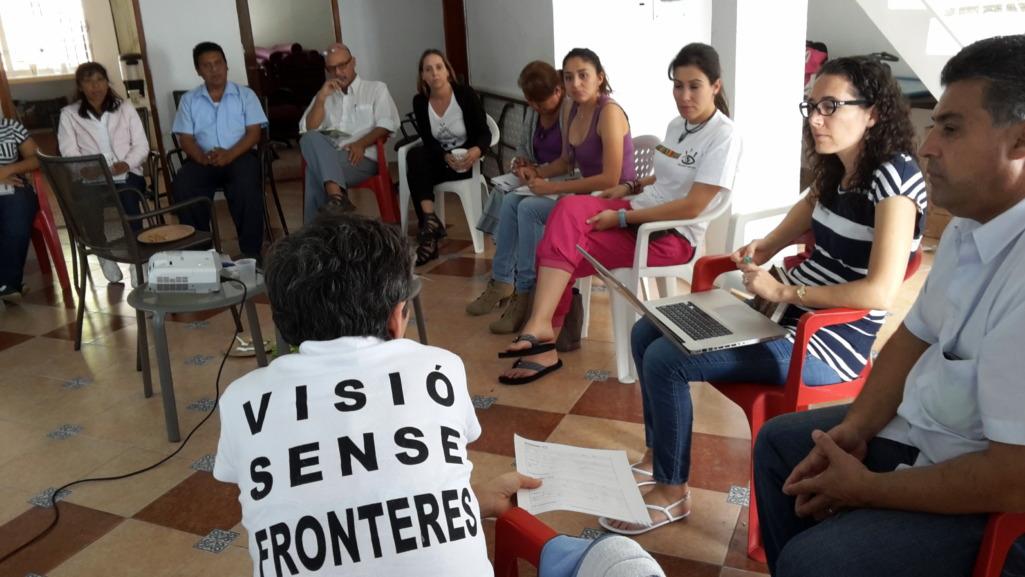 PRIMER PROYECTO DE COOPERACION INTERNACIONAL EN MÉXICO