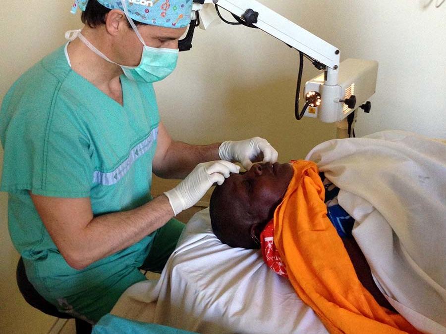9º Proyecto de prevención de la ceguera por cataratas en Kenia 2019