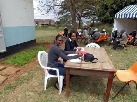 Kenia. Agosto 2013