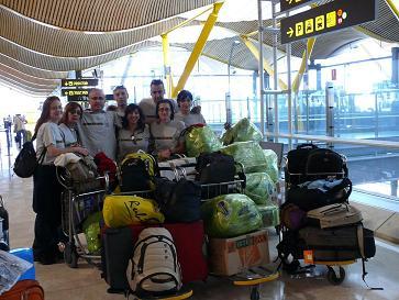 Grupo Visió Sense Fronteres. Perú 2007