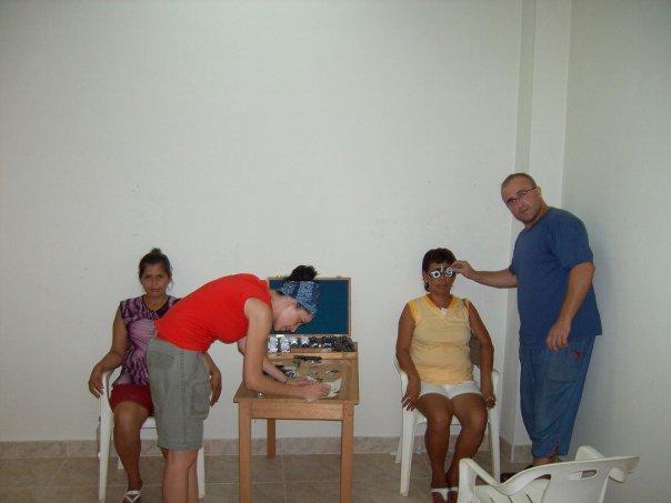 Revisión optométrica. Peru 2007