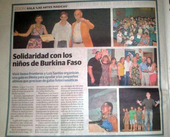 """Gala benéfica """" las artes mágicas"""" vsf dénia 2014 - 2"""