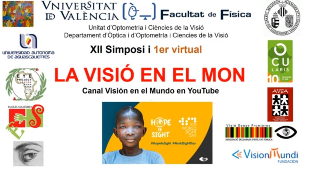JORNADAS DE LA VISION EN EL MUNDO – Isabel Signes