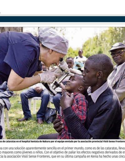 Volver a abrir los ojos en África 2019 - 2