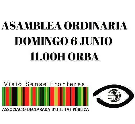 CONVOCATORIA ASAMBLEA ORDINARIA GENERAL