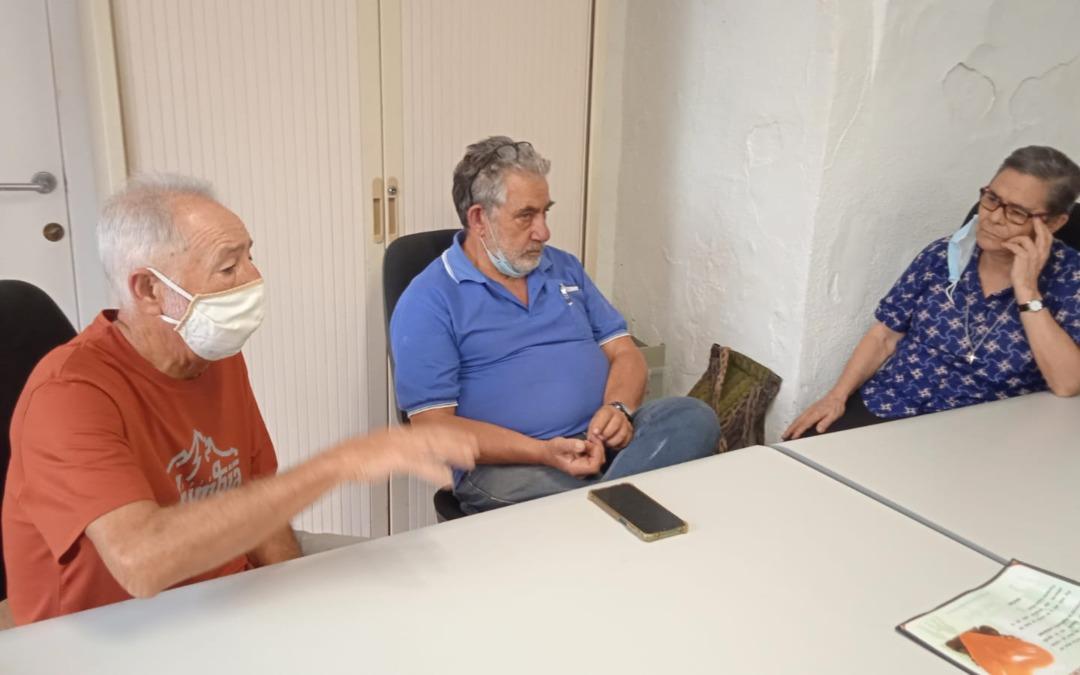 ENCUENTRO de VSF con SOR REGINA CASADO, TOUBABS TEAM y FUNDACIÓN SALUD INFANTIL