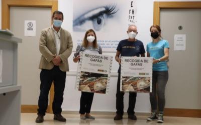 DIA MUNDIAL DE LA VISIÓN: La Clínica Optométrica UV hace entrega de las gafas usadas recogidas a Visió Sense Fronteres